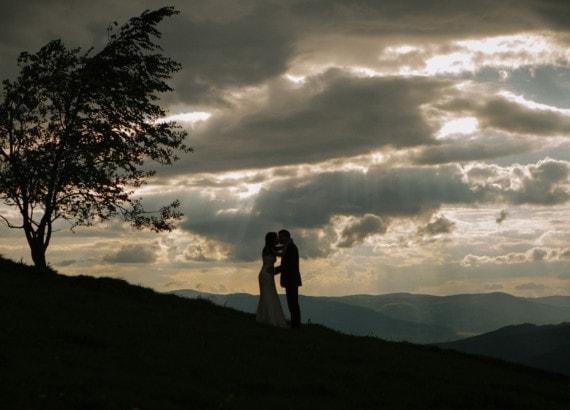 Wiosenny plener ślubny Ani i Łukasza