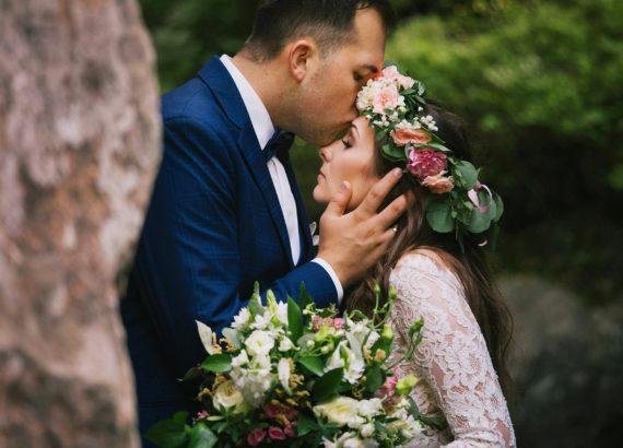 Sesja ślubna w Górach Stołowych