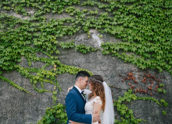 Niesamowity reportaż ślubny Magdy i Tomka